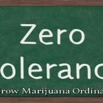 Clearlake California No Grow Marijuana Ordinance Pending