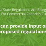 Cannabis Cultivation Regulations